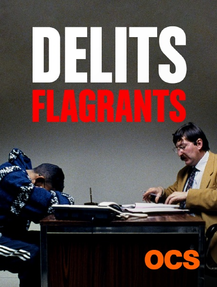 OCS - Délits Flagrants