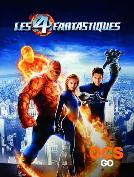 OCS Go - Les 4 Fantastiques