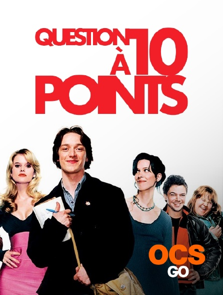 OCS Go - Question à 10 points