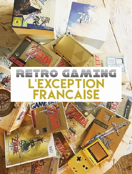 Retro gaming : l'exception francaise