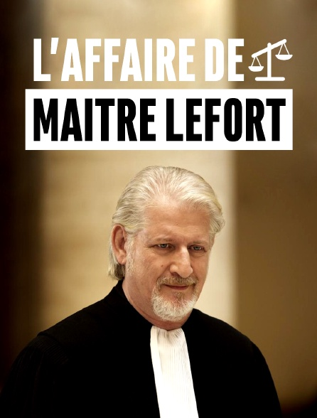 L'affaire de maître Lefort