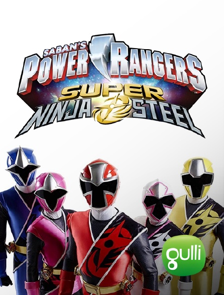 Gulli - Power Rangers Super Ninja Steel