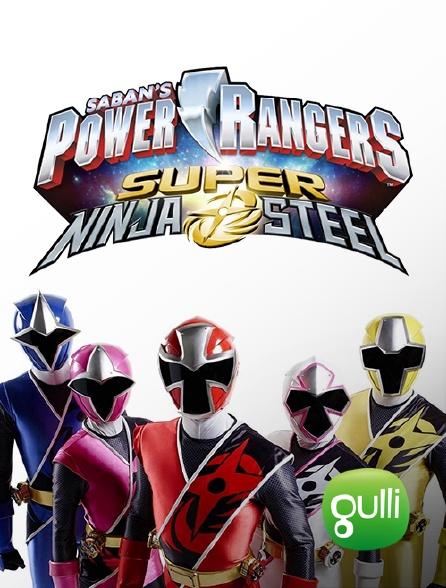 Gulli - Power Rangers Super Ninja Steel