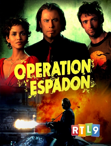 RTL 9 - Opération Espadon