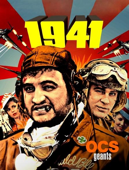 OCS Géants - 1941