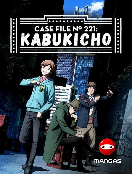 Mangas - Case File n°221 : Kabuki-chô