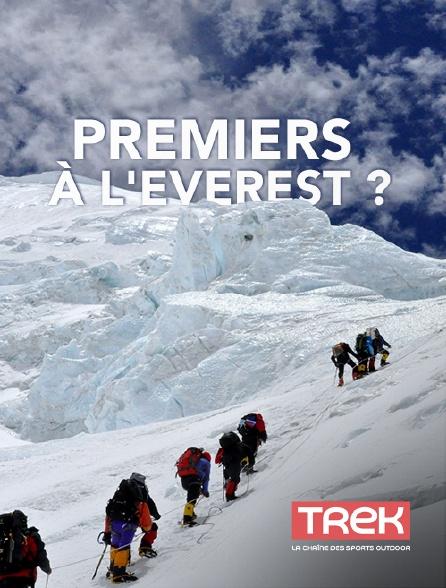Trek - Premiers à l'Everest ?
