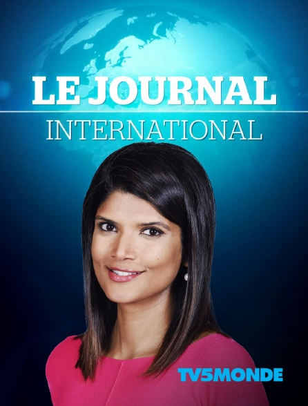 TV5MONDE - TV5MONDE, le journal