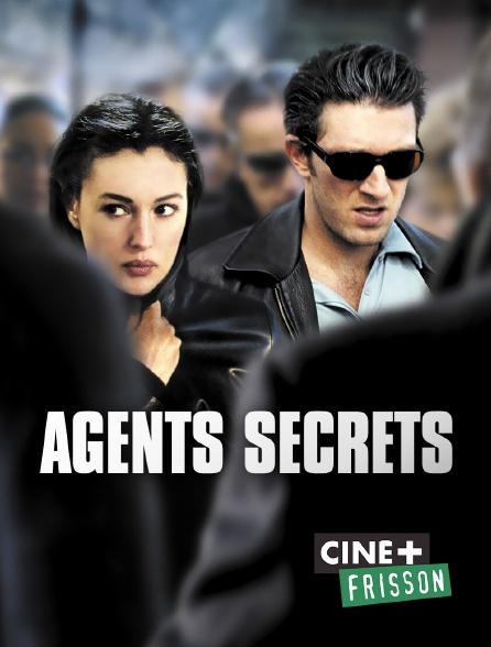 Ciné+ Frisson - Agents secrets