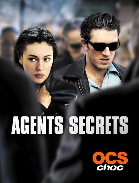 OCS Choc - Agents secrets