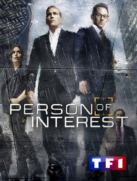TF1 - Person of Interest