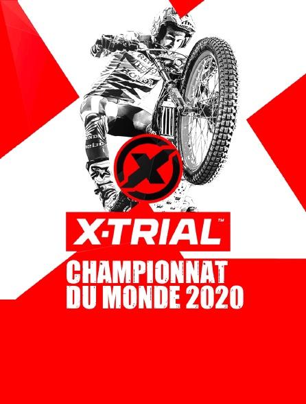 Championnat du monde de X-trial 2020