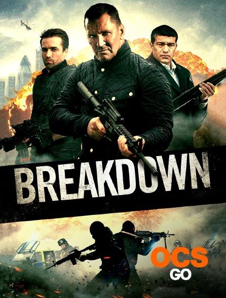 OCS Go - Breakdown