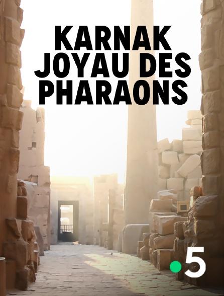 France 5 - Karnak, joyau des pharaons