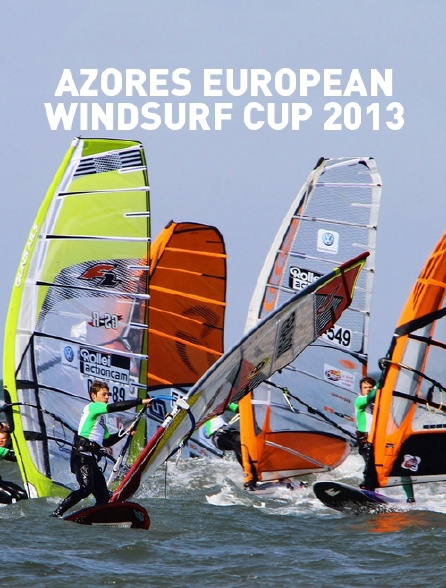 Azores European Windsurf Cup 2013