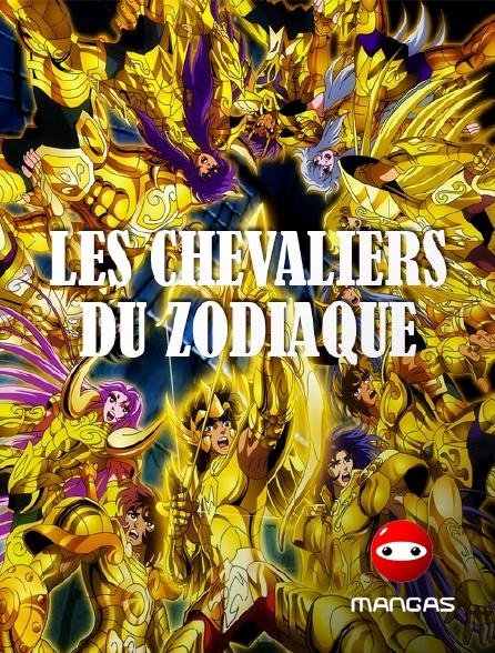 Mangas - Les chevaliers du zodiaque
