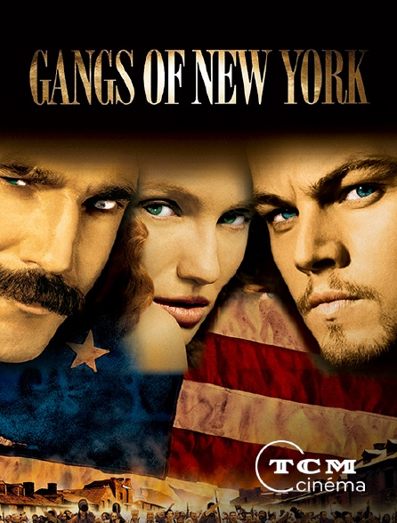 TCM Cinéma - Gangs of New York