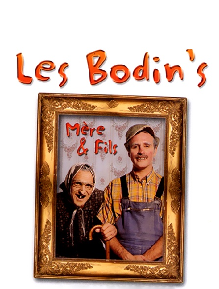 Les Bodin's, mère et fils