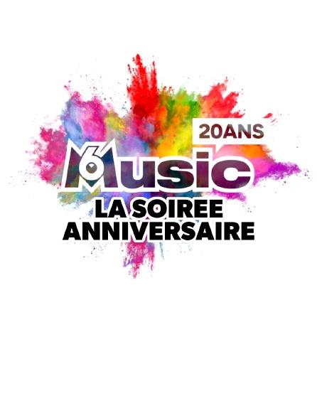 Les 20 ans de M6 Music, la soirée anniversaire