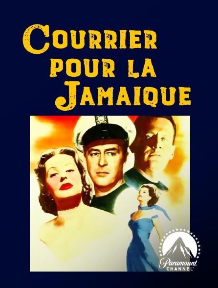 Paramount Channel - Courrier pour la Jamaique