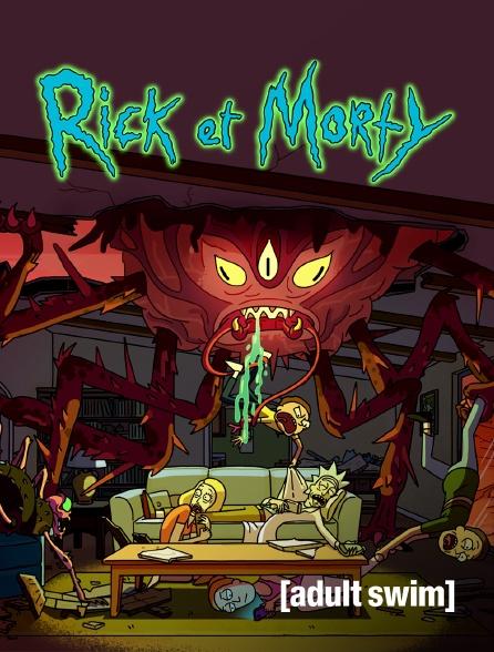 Adult Swim - Rick et Morty