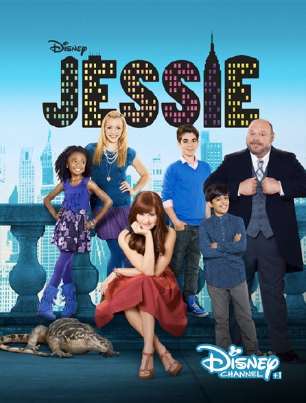 Disney Channel +1 - Jessie