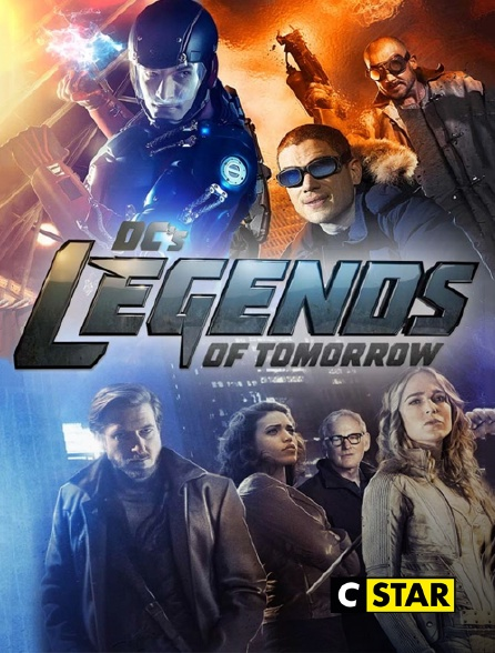 CSTAR - Legends of Tomorrow