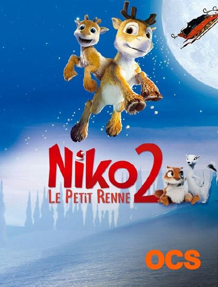 OCS - Niko le petit renne 2