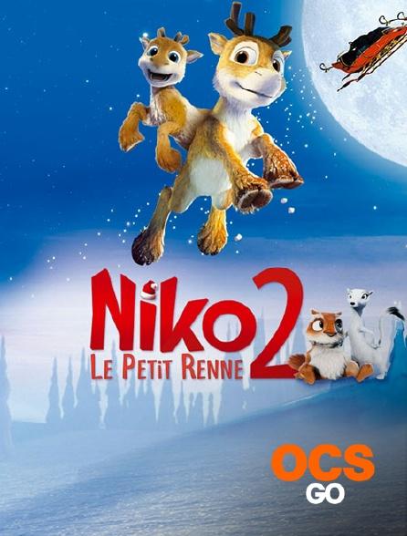 OCS Go - Niko le petit renne 2