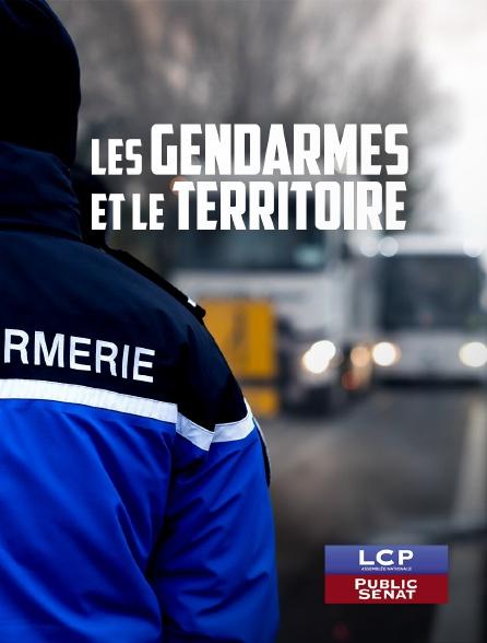 LCP Public Sénat - Les gendarmes et le territoire