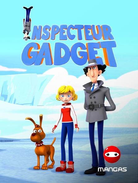 Mangas - Inspecteur Gadget