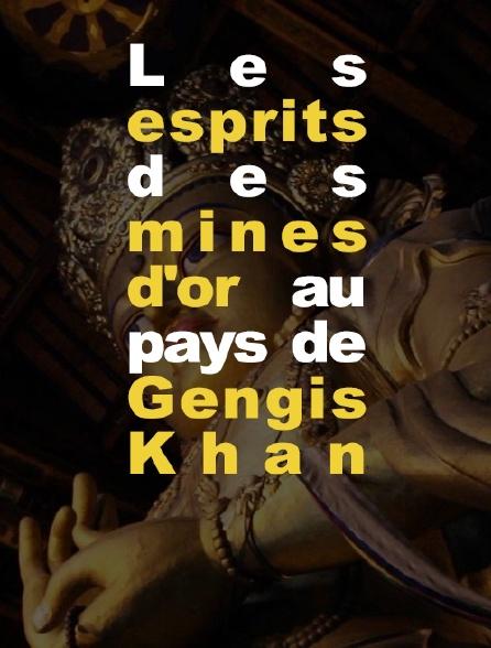 Les esprits des mines d'or au pays de Gengis Khan
