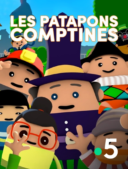 France 5 - Les Patapons, comptines
