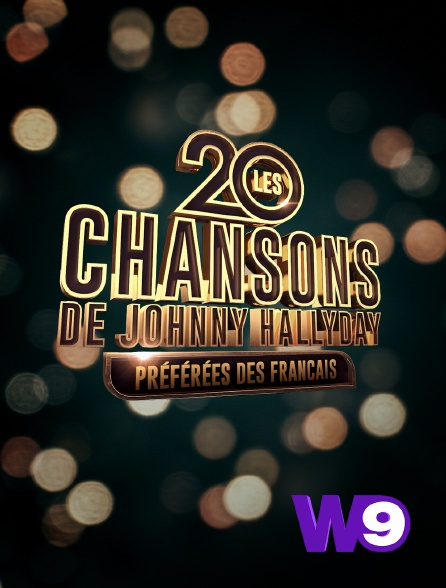 W9 - Les 20 chansons de Johnny Hallyday préférées des Français