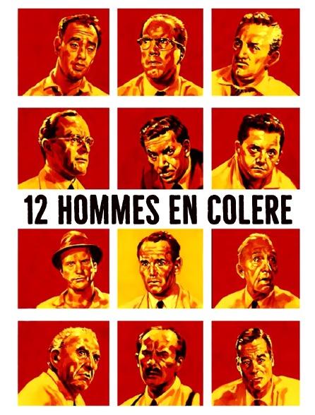 12 hommes en colère