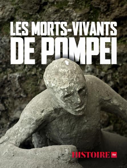 HISTOIRE TV - Les morts-vivants de Pompéi