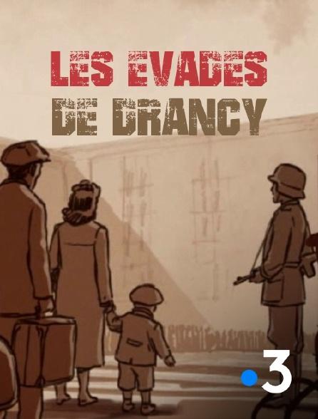 France 3 - Les évadés de Drancy