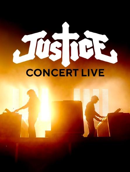 Justice Concert Live