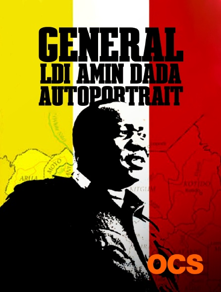 OCS - Général Ldi Amin Dada : Autoportrait