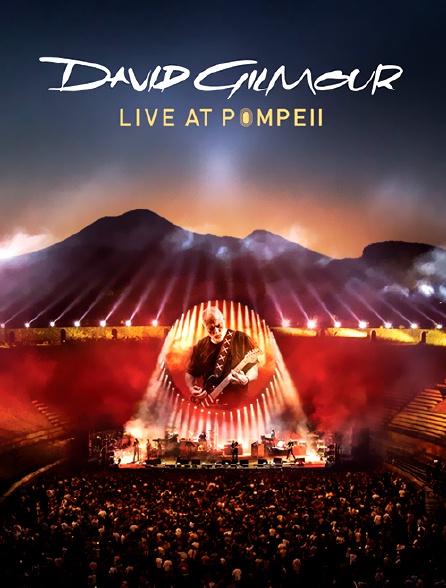 David Gilmour : Live at Pompeii