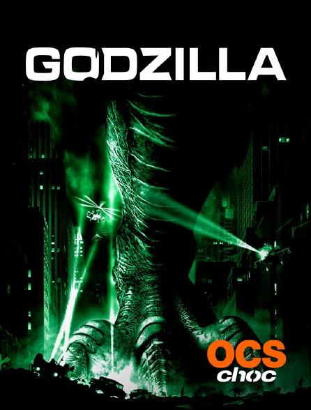 OCS Choc - Godzilla