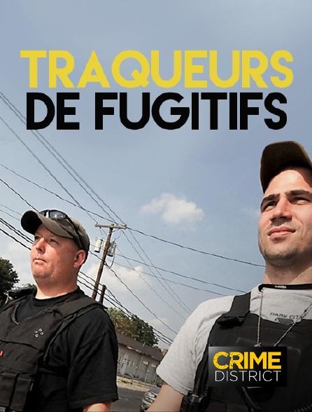 Crime District - Traqueurs de fugitifs