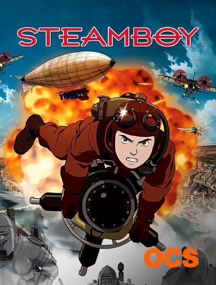 OCS - Steamboy