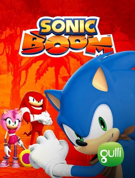 Gulli - Sonic Boom