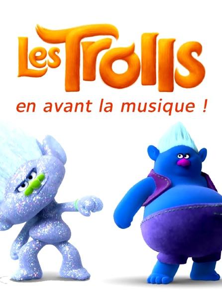 Trolls : en avant la musique !