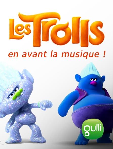 Gulli - Trolls : en avant la musique !