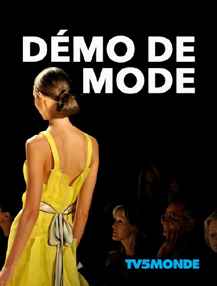 TV5MONDE - Démo de mode
