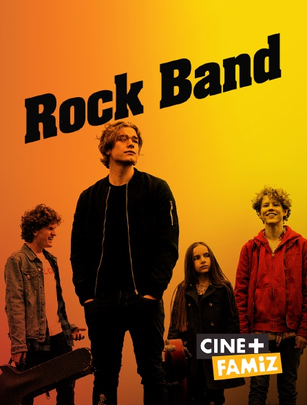 Ciné+ Famiz - Rock Band