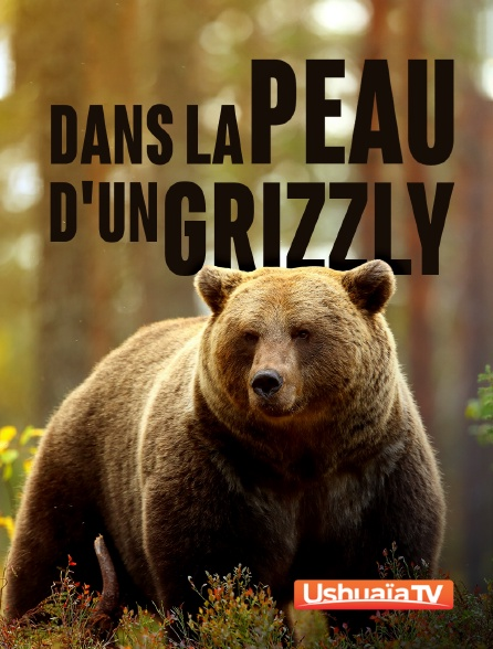 Ushuaïa TV - Dans la peau d'un grizzly
