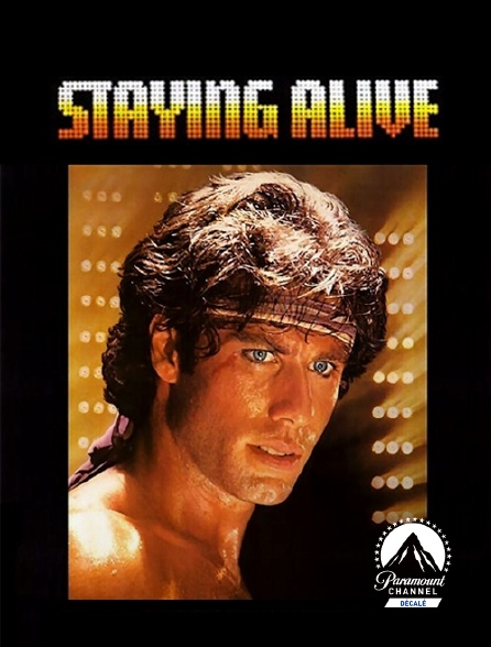 Paramount Channel Décalé - Staying Alive